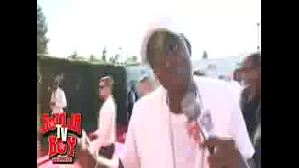 Soulja Boy Tv Интервю в памет на Michael Jackson Bet Awards 2009