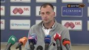 Здравков: Станислав Манолев е добре дошъл в Левски
