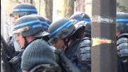 Paris: 130 arrested in Paris labour reform protest