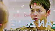 Song Joong Ki & Song Hye Kyo - Drama 'descendants Of The Sun' (part 20)