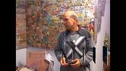 20 хиляди кибритени кутийки събра мъж от Ямбол