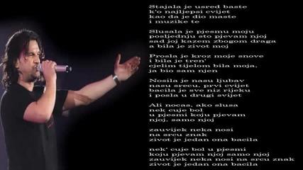 Aca Lukas - Bacila je sve niz rijeku - (Audio - Live 1999)
