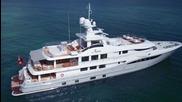 Супер яхти – Astra 55m Amels
