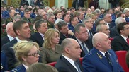 Russia: Putin calls on state prosecutors to tackle all forms of corruption