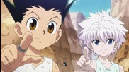 Hunter x Hunter (2011) Episode 64 Eng Hq