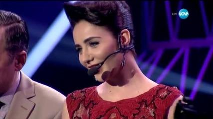 Елен Колева - Оперно пеене - И аз го мога (15.04.2015)