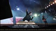 David Bisbal Gira Tu y Yo en Escenario Gandia 2014