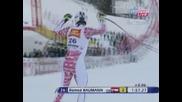 Цурбриген спечели спускането във Вал Гардена