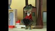 Чебурашка - Песничка На Крокодила Гена