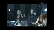 Андреа и Costi - Само мой remix live - 7 години Планета