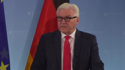 Germany: Steinmeier rebukes Erdogan over terrorists comment