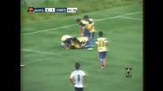 Футболист почина след фатално салто след гол