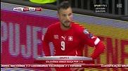 Словения 1:0 Швейцария 09.10.2014
