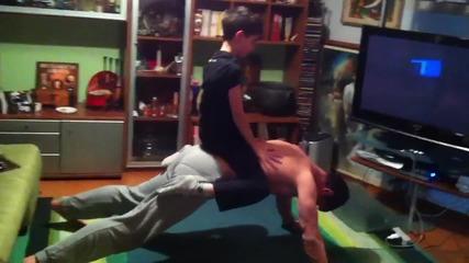 Фитнес с деца