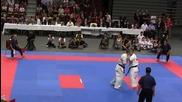 International Mas Oyama memorial cup 2014 - Valeri Dimitrov vs Kazuhito Yamada (final)