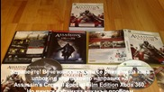 Unboxing Assassins Creed 2 Special Film Edition Xbox 360
