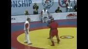 - Българин побеждава непобедимия Фьодор Емилианенко (бойно самбо)