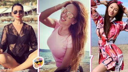 Времето за плаж дойде! Ето първите плажни снимки на известните българи, които откриха сезона