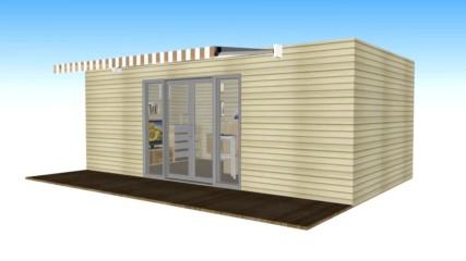 Heritage - мобилни сглобяеми къщи вер.1