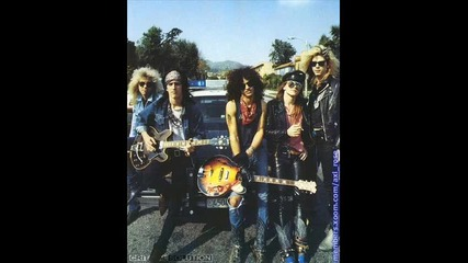 Guns n Roses [welcome to the jungle]
