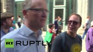 Germany: Berlin protesters demand greater press freedom, whistleblower protections