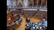 Парламентът на Португалия прие бюджет с по-високи данъци