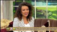 На кафе с Диди Тодорова (04.04.2016) - част 1