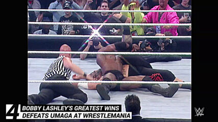 Bobby Lashley's greatest wins: WWE Top 10, March 3, 2021