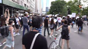 USA: Thousands demand justice for George Floyd in NYC