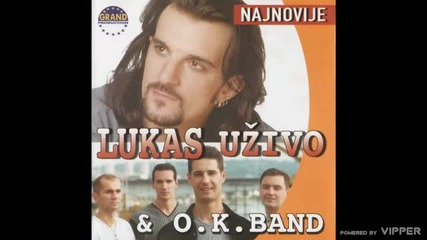 Aca Lukas - Da zna zora - (audio) - Live - 2000 Grand Production