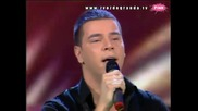 Petar Mitić - Polomiću čaše od kristala (Zvezde Granda 2010_2011 - Emisija 25 - 26.03.2011)