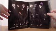 061109 U Kiss - 3 Mini Album - Conti Ukiss - Unboxing