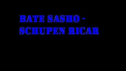 Bate Sasho - schupen ricar