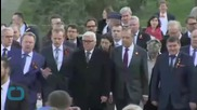 Germany's Steinmeier Presses for Ukraine Progress