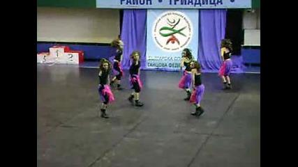 Hip Hop Dance Competition Sofia 14.06.09 14.06.09 The Scary Shadowzzz Malka Grupa