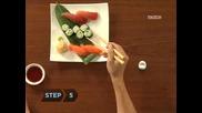 Как да се храним с клечки