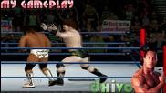 [ H D ] My Gameplay ^ Wwe 12 - Sheamus Vs. Booker T