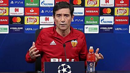 Spain: Marcelino says Cheryshev and co. won't surrender to Man Utd