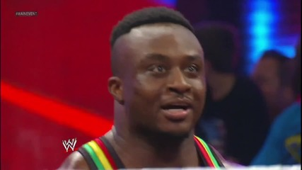Wwe Main Event 9.1.13 Sheamus побеждава Ziggler и сплашва Big E Langston
