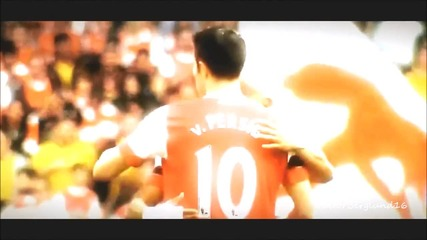 Robin Van Persie- All goals in Premier League 2011