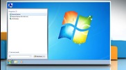 Internet Explorer® 9: How to customize the header and footer on Windows® 7?