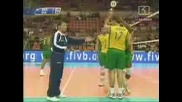 Волейбол - Бразилия - България