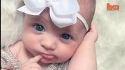 Най-стилното и модерно бебе в мрежата