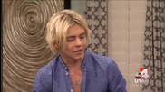 Ross Lynch Interview-good Morning Utah-august 11th