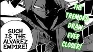 { Bg Sub } Fairy Tail Manga 440 - God Serena