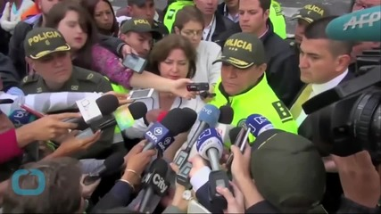 Homemade Explosive Wounds People in Colombia's Capital