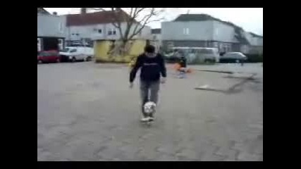 Billy Wingrove - Freestyle skills