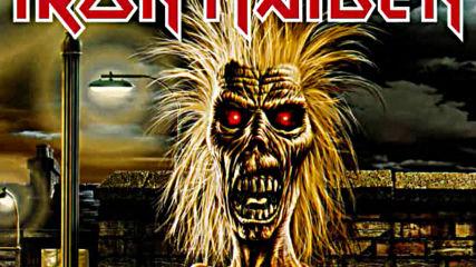 Iron Maiden - Burning ambition (1979)