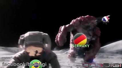 Germany Brazil 2014