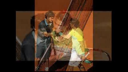 Roger Federer champion madrid09